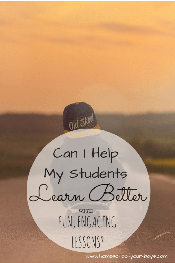 Can I Help My Students Learn Better with Fun, Engaging Lessons?