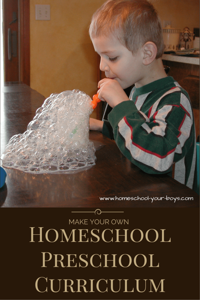 Interested in homeschooling your preschooler? Click through to discover tips for for developing your own homeschool preschool curriculum. | homeschool preschool curriculum | homeschool preschool | preschool curriculum |