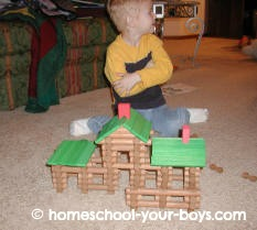 lincoln-logs-homeschool
