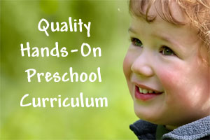 Learn & Grow Preschool Curriculum