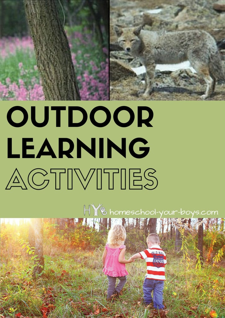 Outdoor Learning Activities