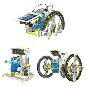 147e_14-in-1_solar_robot_kit_group_3