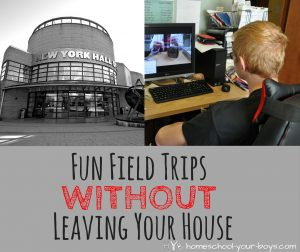 Reasons why field trips is fun?