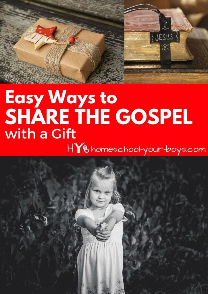 Easy Way to Share the Gospel with a Gift