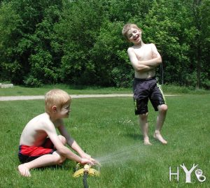 Have a child who needs to work on his or her gross motor skills? It isn't as difficult as you might think. Click through to discover these SUPER FUN suggestions!