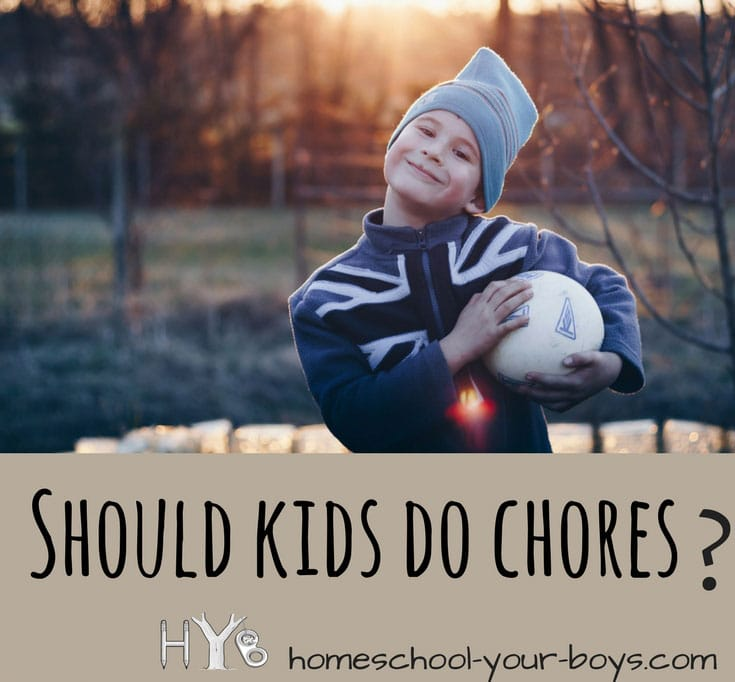 Should Kids Do Chores?