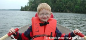 Cub Scouts Builds Confidence