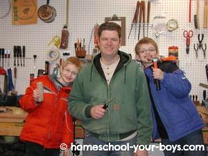 Homeschool Dads