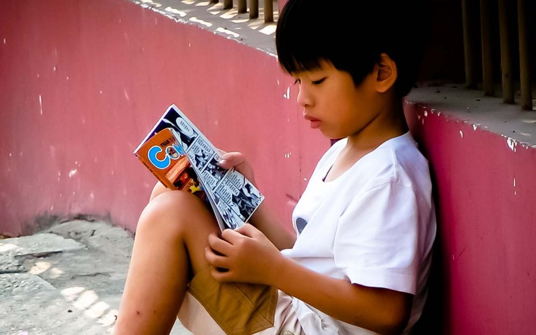 Homeschool Reading Program: 9 Ways to Help Our Boys Enjoy Reading