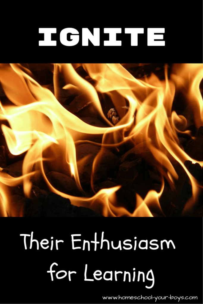Ignite Their Enthusiasm for Learning