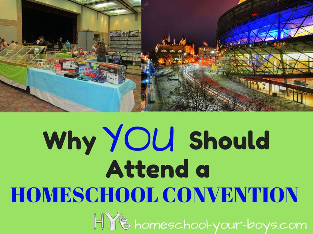 Why You Should Attend a Homeschool Convention