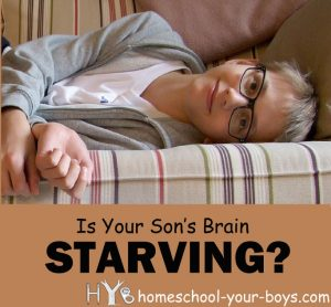 Is Your Son's Brain Starving? - Solving Behavior Problems with Nutrition