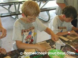 cub scouts building
