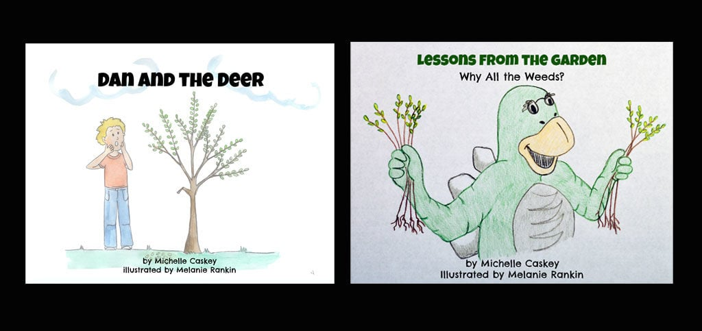 Christian Picture Books With a Point