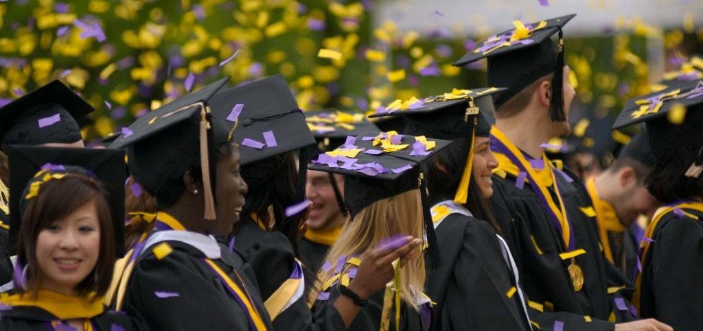 graduating seniors