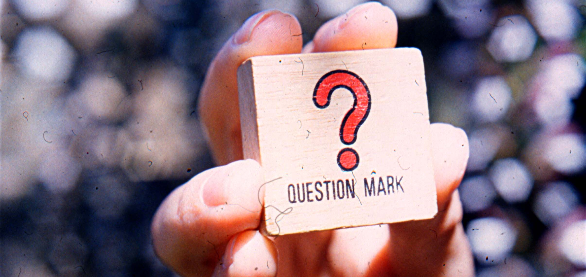 Ask Me a Question