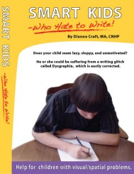 smart kids who hate to write