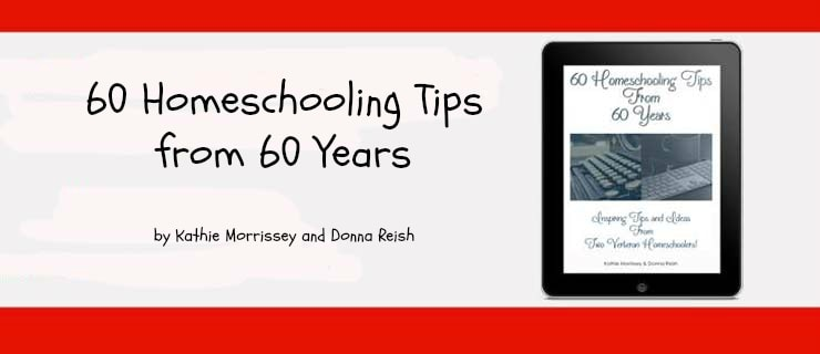 E-Book Review:  60 Homeschooling Tips from 60 Years
