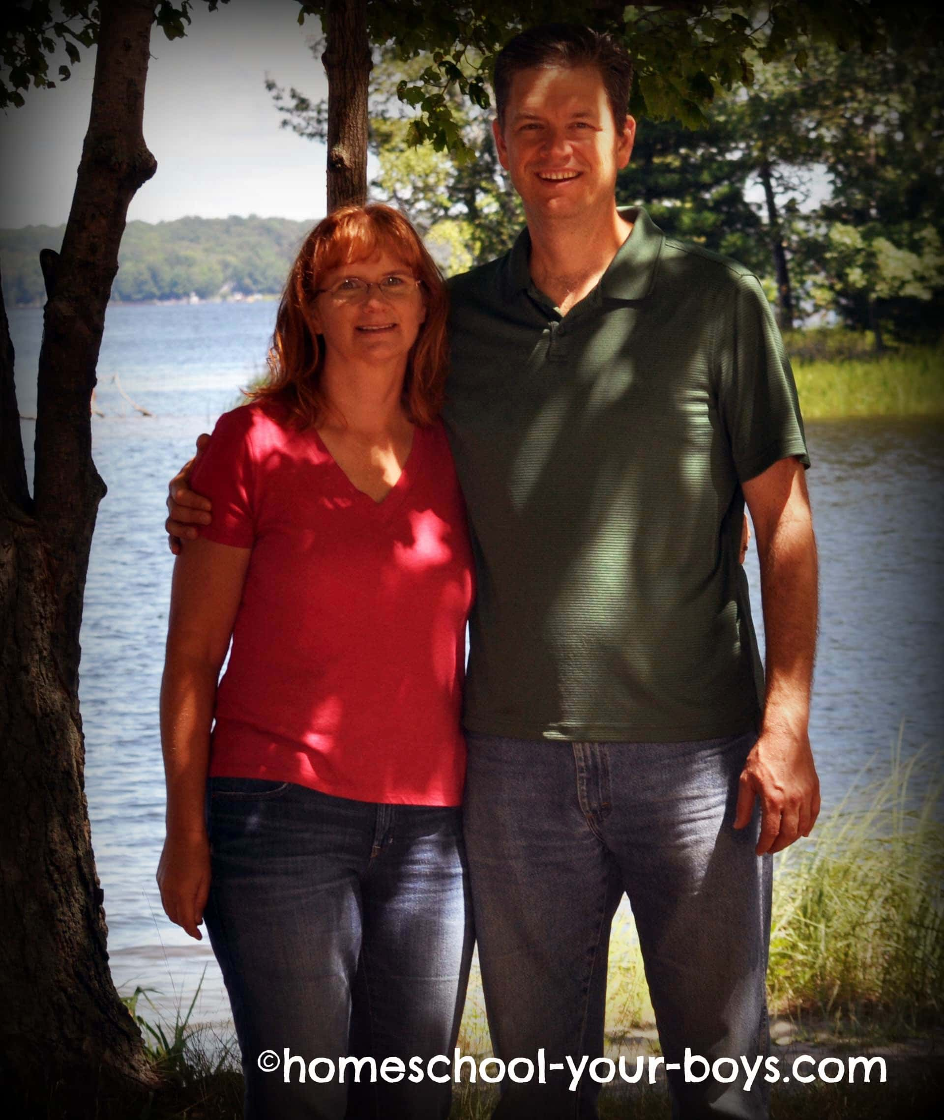 Dennis and Michelle Caskey