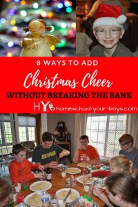 Looking for some FREE ways to make Christmas special? Click through to find 8 ways to make cherished memories without breaking the bank! | free christmas ideas | christmas activities | christmas |