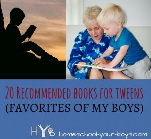 Looking for some books your boys will LOVE? Click through to discover some amazing books that have been huge favorites of my boys!