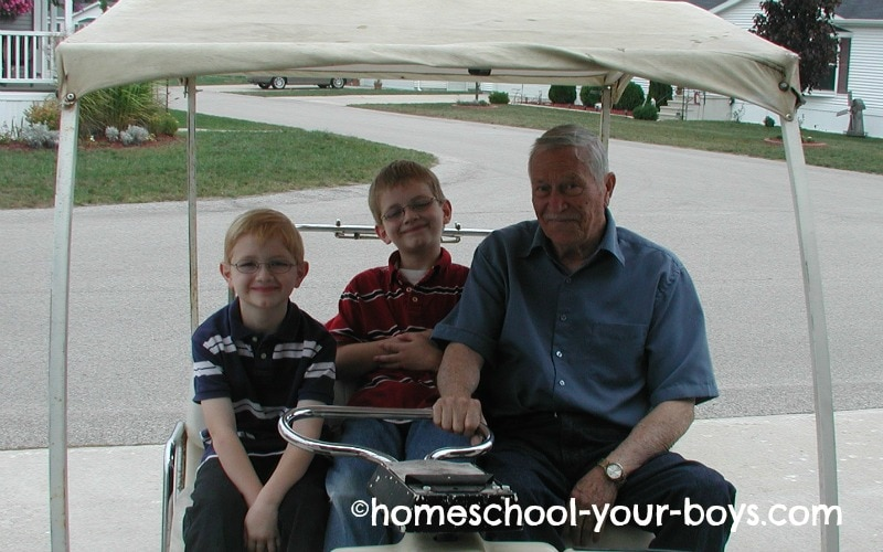 Vital Tip to Take Advantage of Summer – Utilize Grandparents