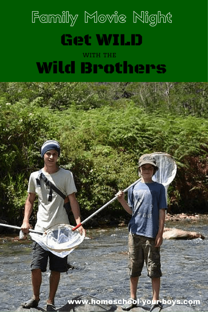 Family Movie Night - The Wild Brothers