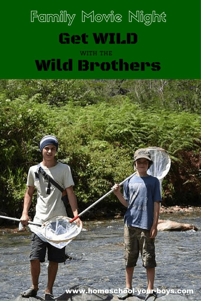 Family Movie Night - The Wild Brothers
