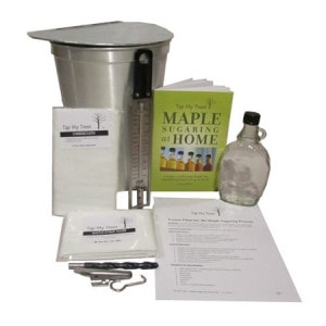 Maple Syrup Collecting Teacher's Kit