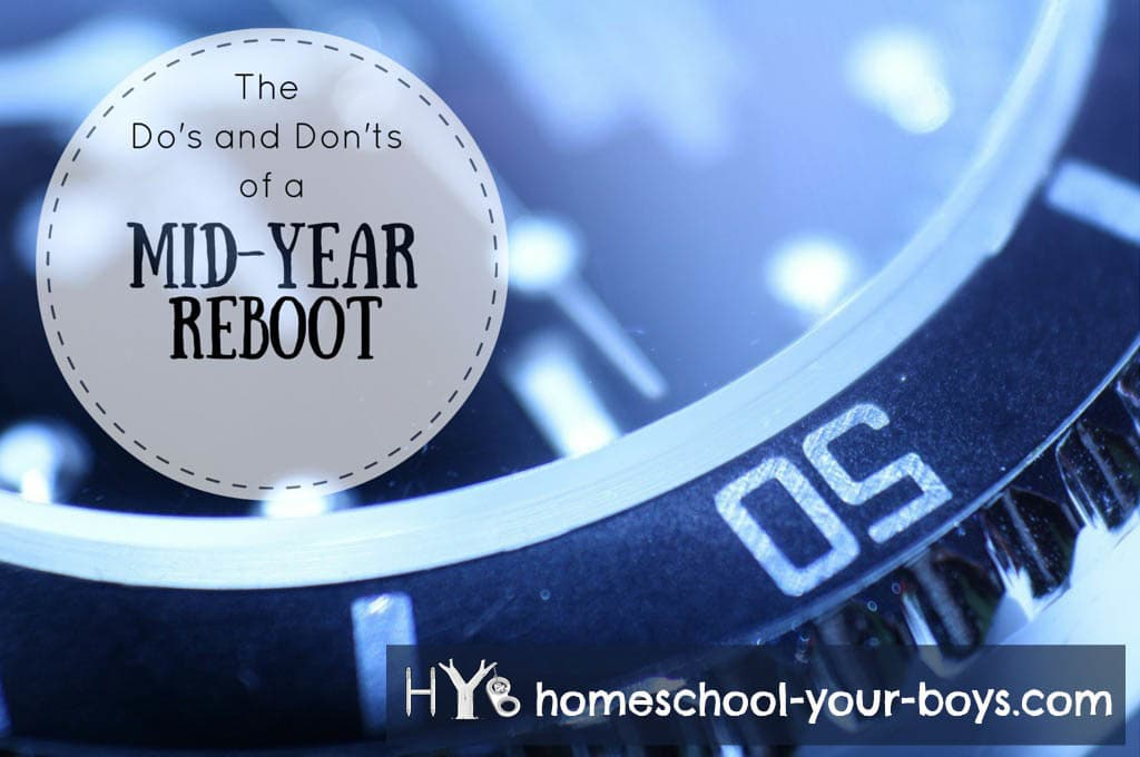 Do's and Don'ts for a Mid-Year Reboot