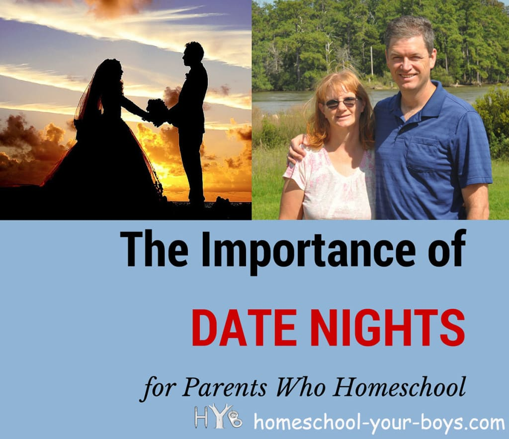 The Importance of Date Nights for Parents Who Homeschool