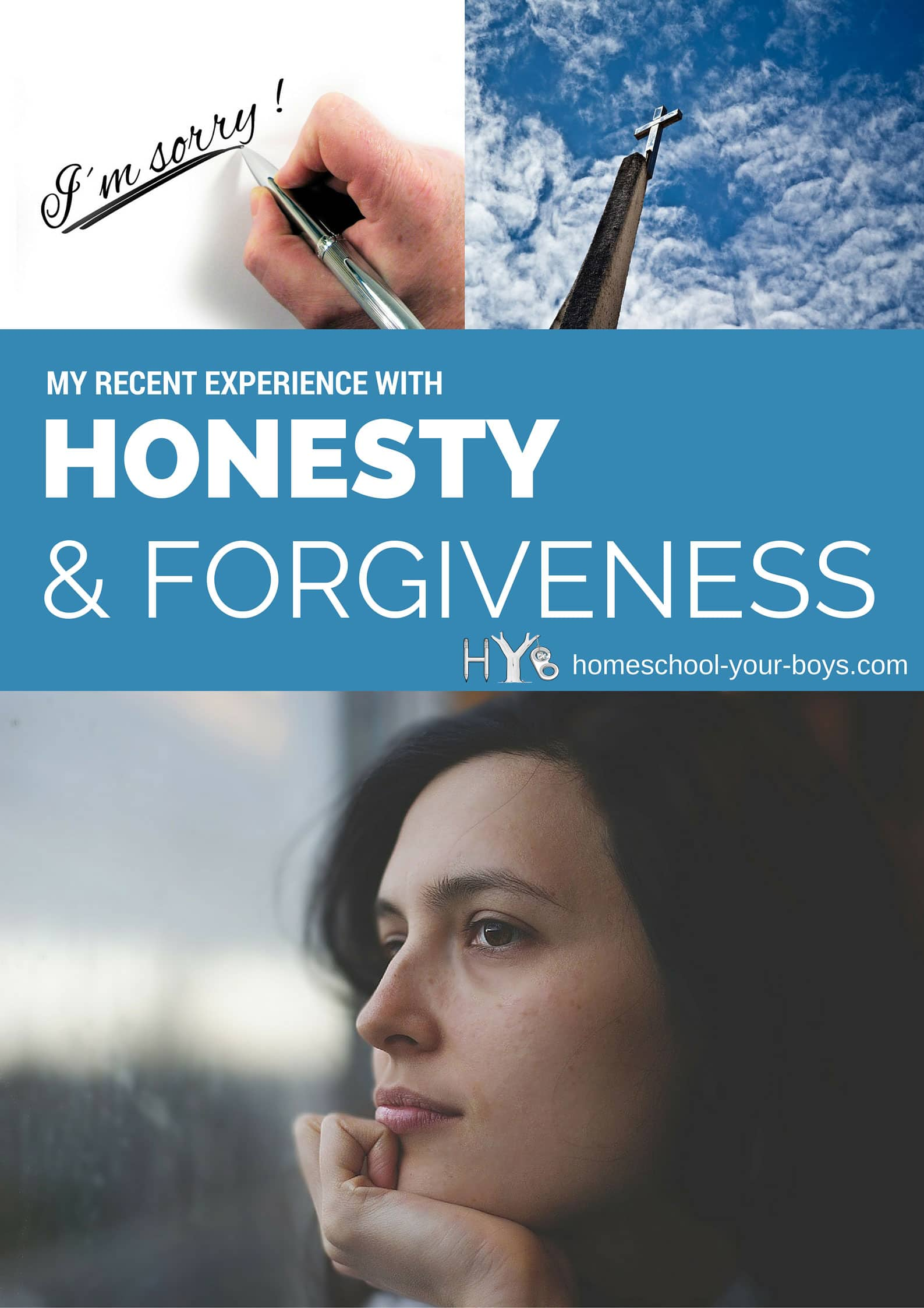 My Recent Experience with Honesty and Forgiveness