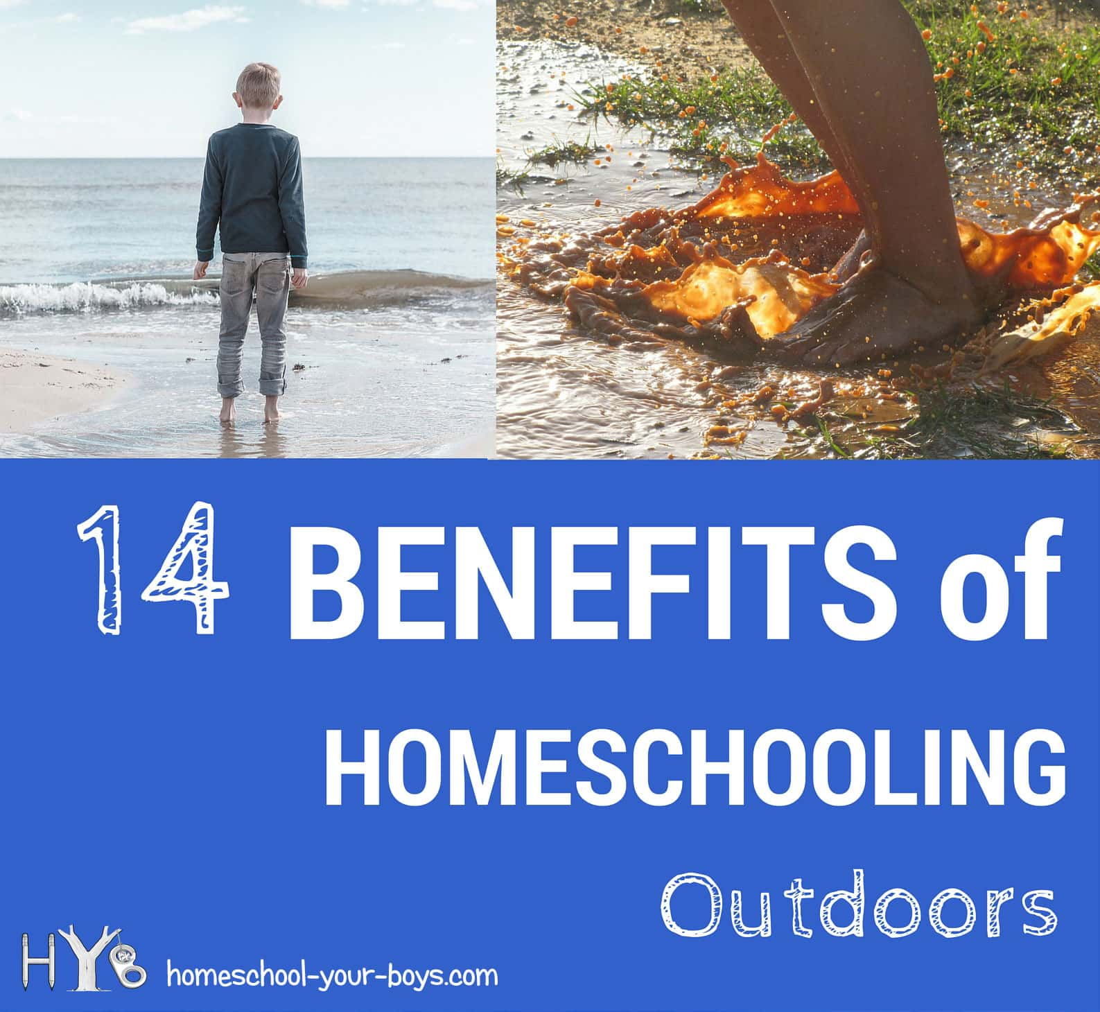14 Benefits of Homeschooling Outdoors