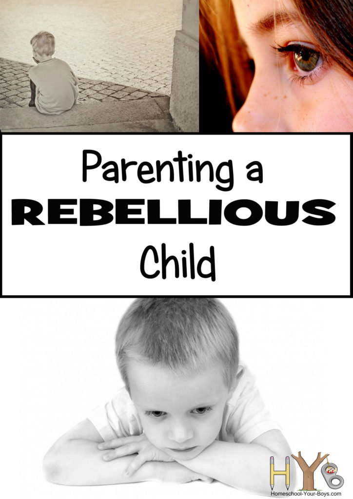 Parenting a Rebellious Child
