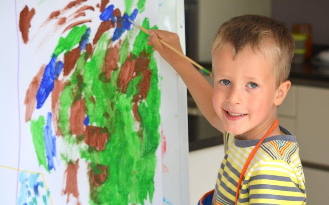 Teaching Art Using Online Art Lessons