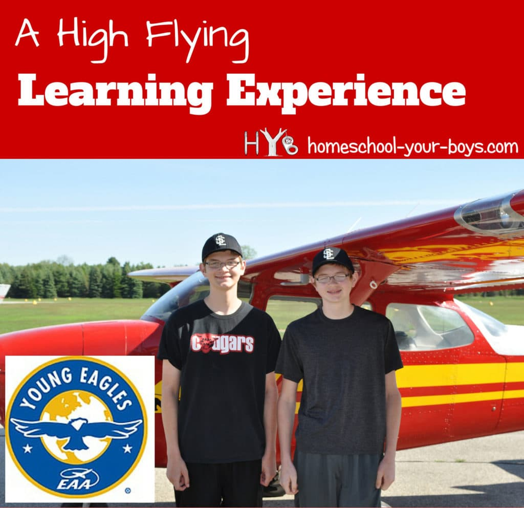 A High Flying Learning Experience