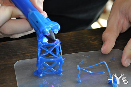 Fun Summer Craft Idea - Experimenting with a 3D Pen!