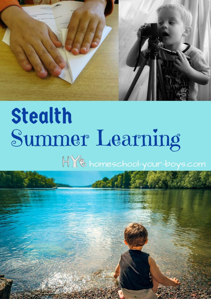 Stealth Summer Learning