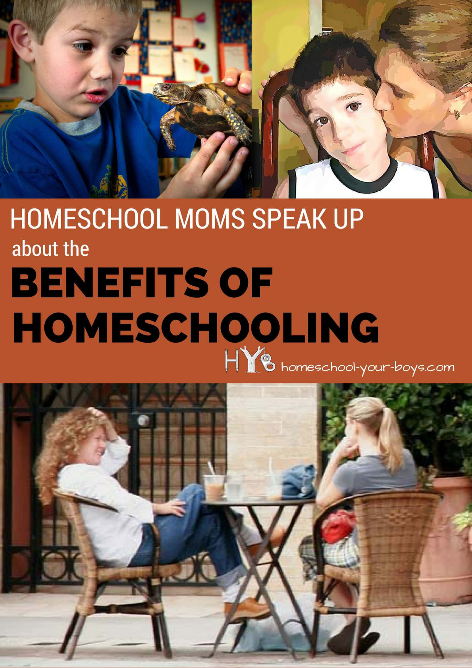 Homeschool Moms Speak Up About the Benefits of Homeschooling