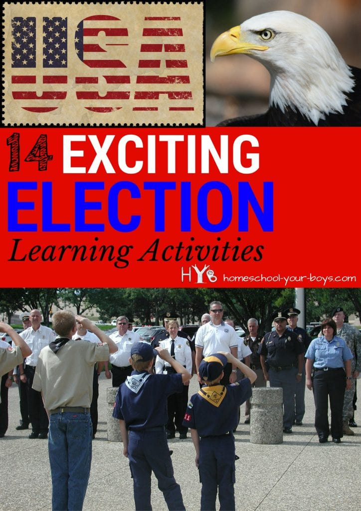 14 Exciting Election Learning Activities