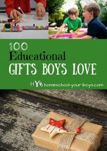 Tired of giving frivolous gifts? In this post, I will show you how gifts don't have to be a waste of money. Click through to find 100 educational gifts boys love which will also feed his mind! | educational gifts | gifts boys love | gifts for boys |