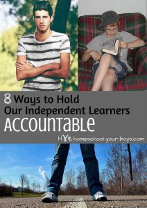 8 Ways to Hold Our Independent Learners Accountable