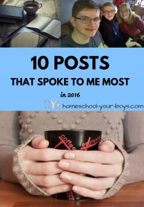 10 Posts That Spoke to Me Most in 2016