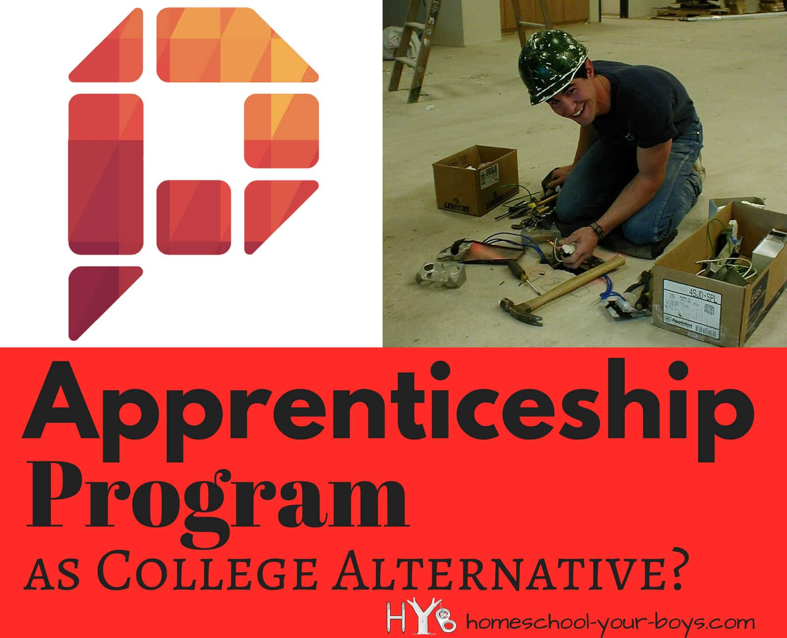 Apprenticeship Program as College Alternative? - Contrary to popular believe, college may not be the best option for all students. This apprenticeship program is a great college alternative. Check it out!