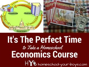 It's the Perfect Time to Take a Homeschool Economics Course