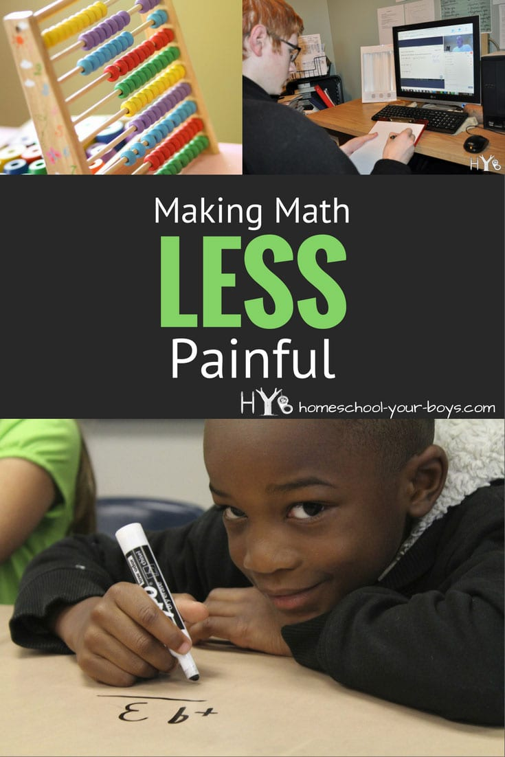 Making Math Less Painful