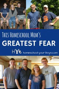 Can we be honest? Homeschooling our kids is a huge responsibility! What if we fail them? Click through to discover the 7 points that encourage me when my doubts loom. | homeschool fear | mom fear | homeschool mom fear |