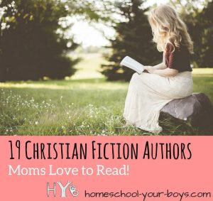 Looking for some good Christian fiction authors?!? Here are some my readers and I love. Click here to get a FREE printable list!