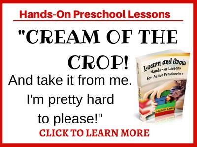 Learn and Grow Preschool Curriculum