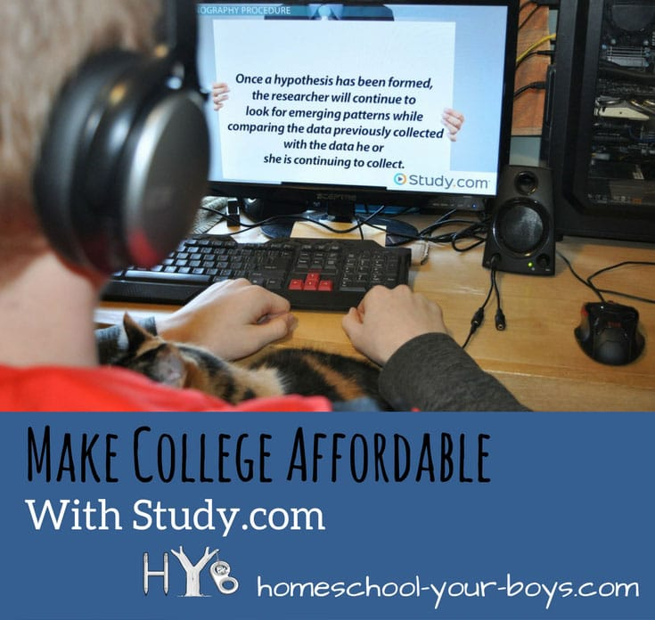 Looking for ways to make college affordable? There are several! Click through to learn more!
